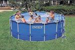 intex pool metal frame 15ft x 48inch