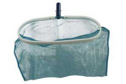 deluxe deep leaf net for pools