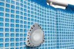 Intex magnetic light for plastic pools