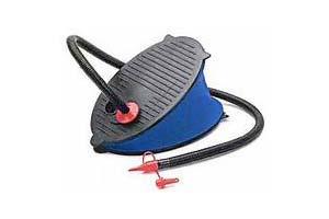Intex foot pump image