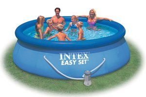 Intex Easy Set 12ft X 36 Inch Swimming Pool 28146