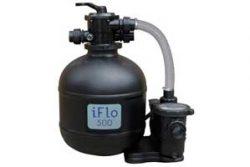 Iflo pump/filter combo