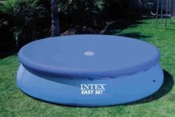 intex easy set debris cover