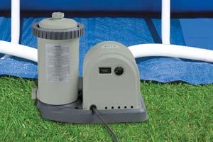 Intex 28636 filter pump