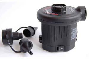 Intex battery pump