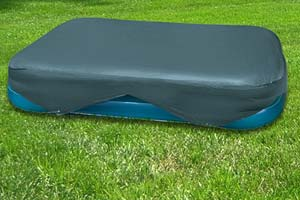 Intex pool cover for Intex swim center family pool cover