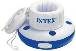 Intex floating cooler to chill drinks