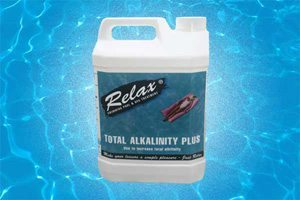 5kg Alkilinity increaser for swimming pools