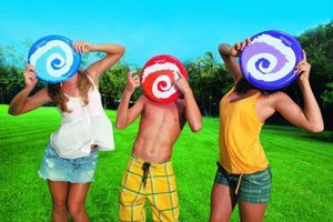 intex toss and spin discs
