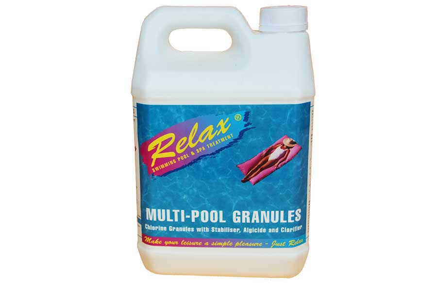 Multi Function Chlorine Granules For Swimming Pools 4x5kg