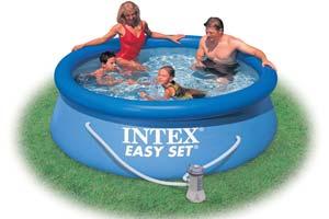 intex easy set 8ft pool