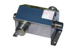 small Plastica Heat Exchanger for Swimming Pools