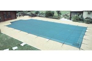 plastica winter debris cover for swiming pools