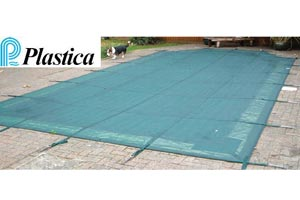 plastica winter pool cover