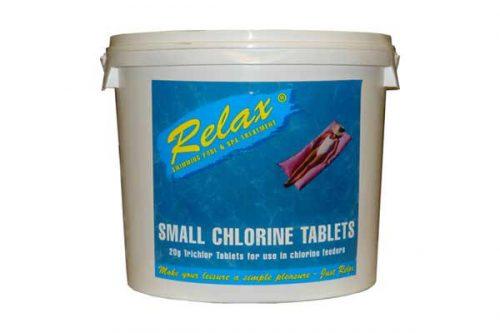 Chlorine Mini Tablets