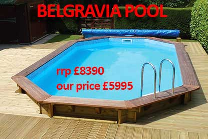 Above Ground Pools | Above Ground Swimming Pools | Pool Warehouse
