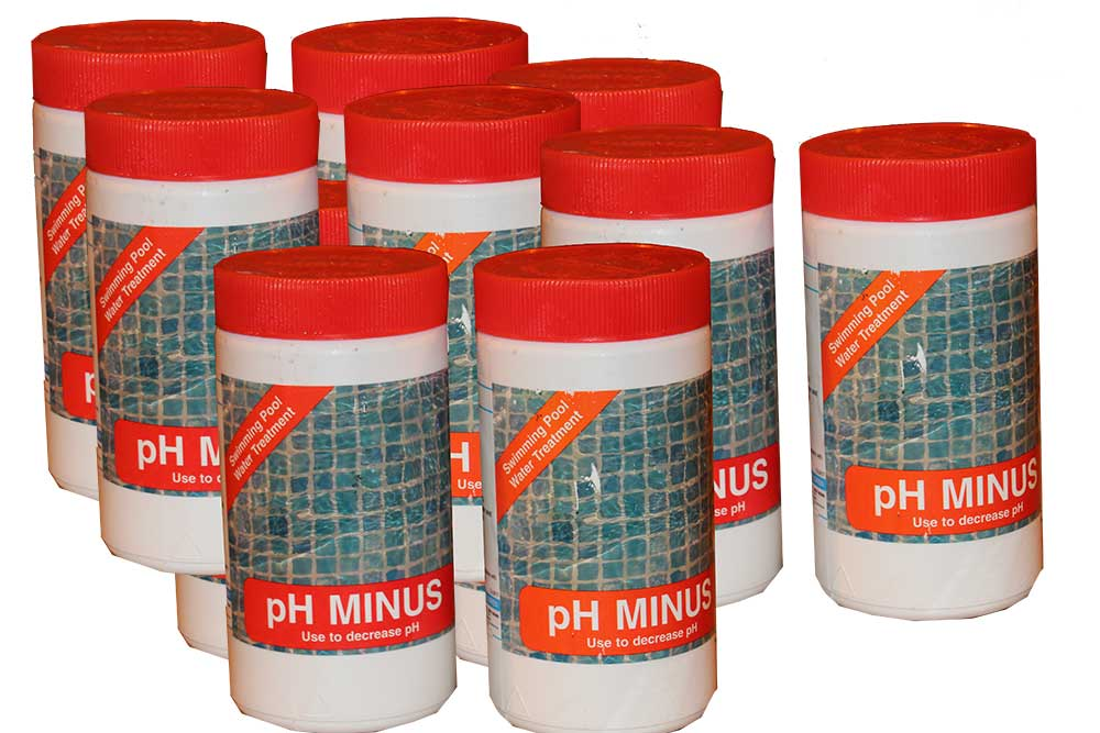 Ph Minus 1kg For Swimming Pools