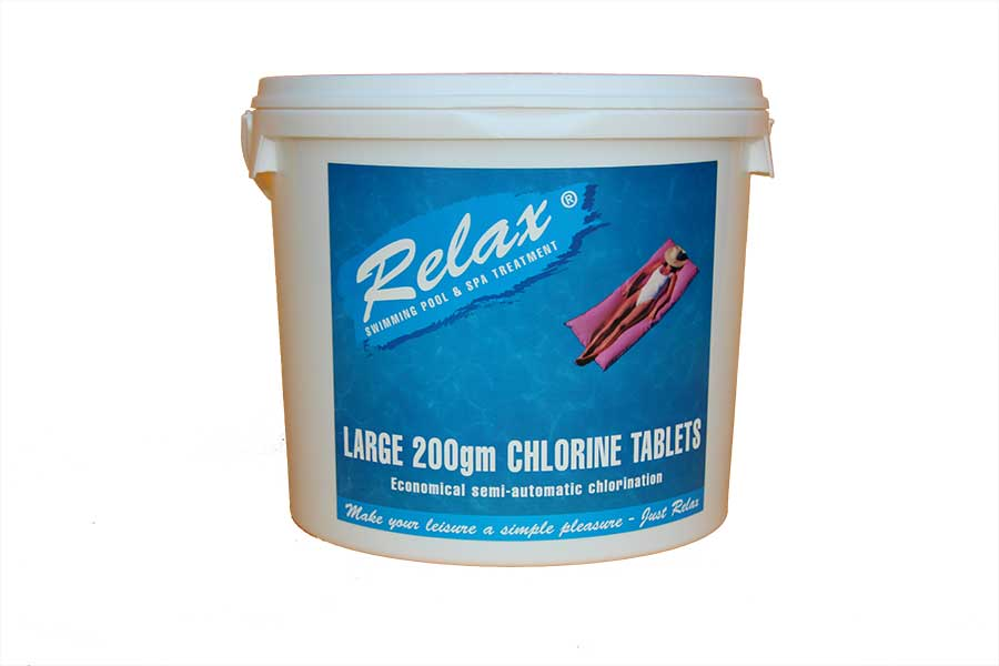 Chlorine Tablets For Swimming Pools 5kg
