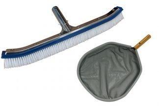 Pool Nets & Brushes