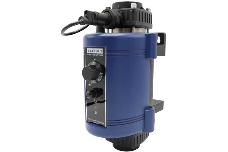 Nano Splasher Pool Heater | Plug & Play